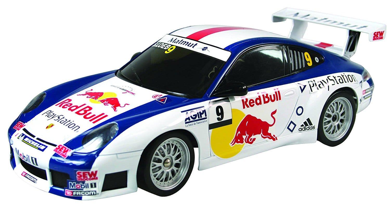 Nikko Voiture Radiocommandé - Porsche Red Bull - Echelle 1/16