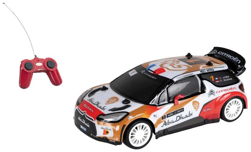 voiture radiocommandée Citroën DS3 WRC Mondo Motors