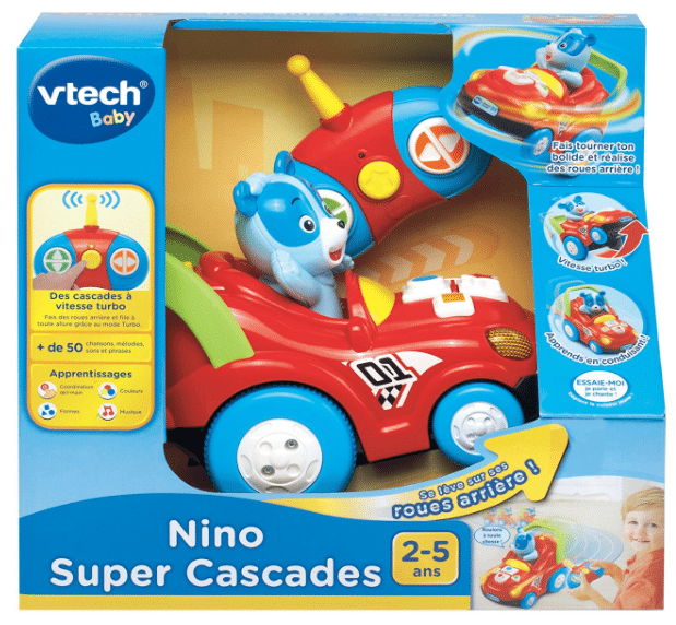 Nino super cascades Vtech baby