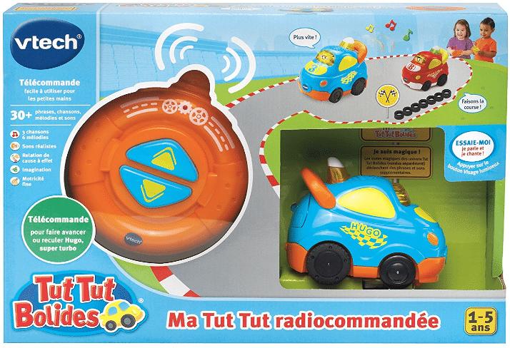 Vtech Hugo Bolides Tut Voiture Radiocommandée Complet La Test De RLAj53q4