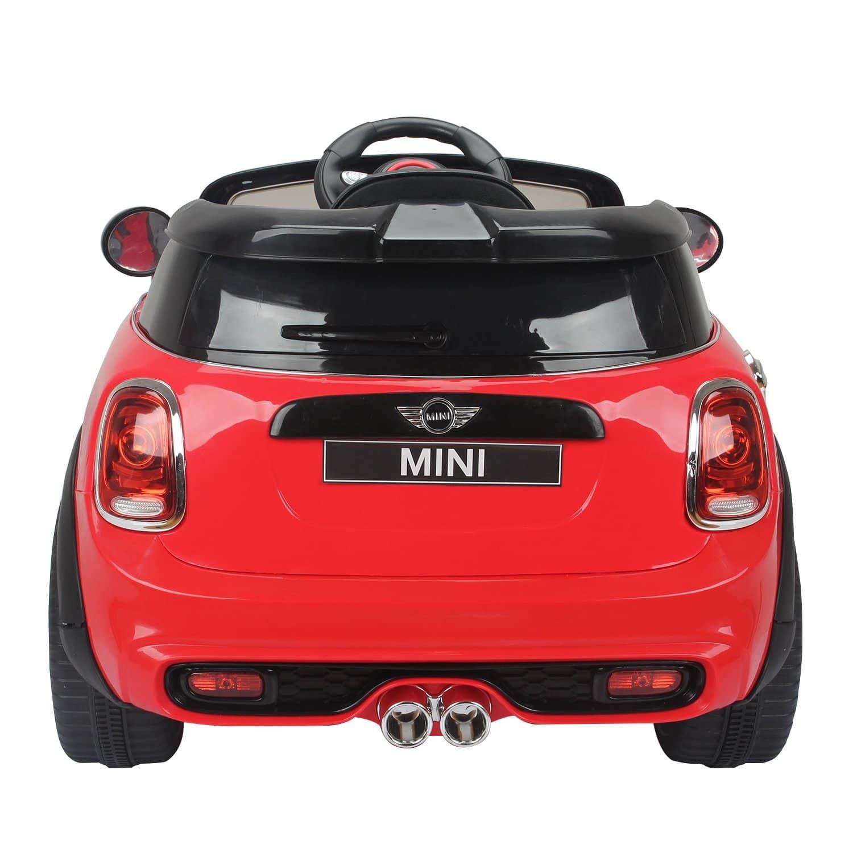 Voiture Véhicule Electrique Enfant HOMCOM BMW Mini Hatch ...