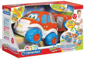 Avis Clementoni Theo Auto Culbuto
