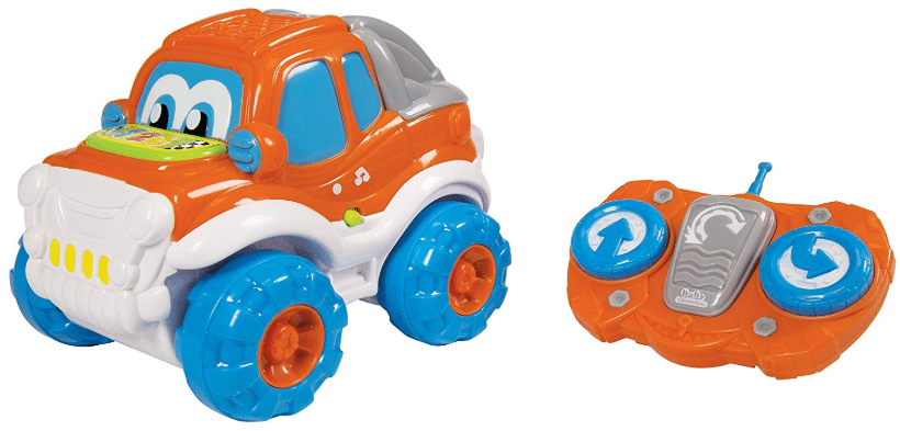 Clementoni Theo Auto Culbuto
