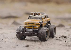 Test voiture télécommandée Revell Atacama